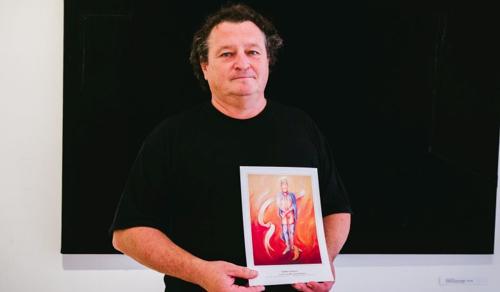 Szent László képet szenteltek Katowicében