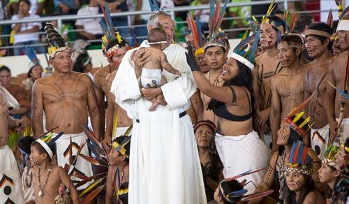 Életet Amazóniának!