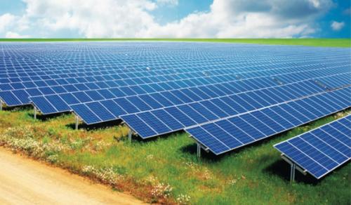 Tovább épül a napelempark Bocfölde mellett