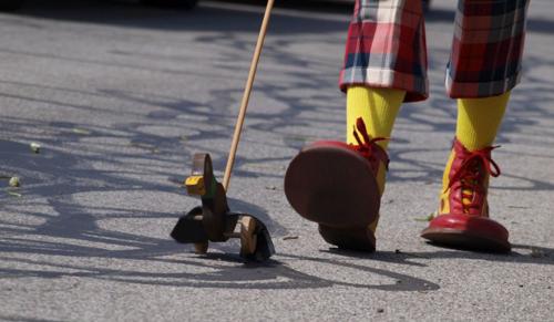 Húsvétkor a gyerekek is artisták lehetnek a Nagycirkuszban