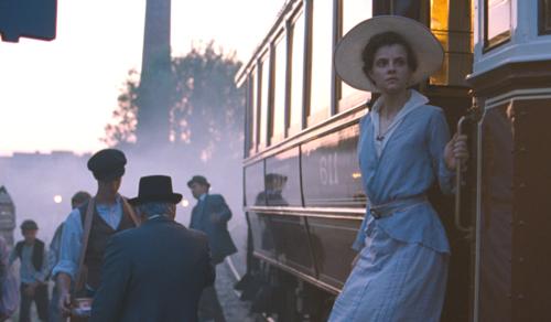 A legjobb európai film kategóriában jelölték a Napszálltát