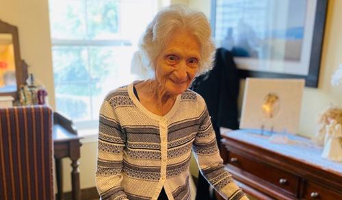 107 éves, túlélte a spanyolnáthát és a koronavírust is