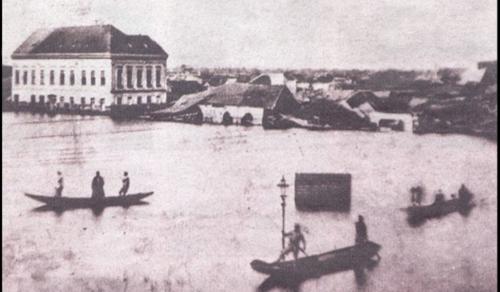 Gyerekszemmel: tiszaparti élet 140 évvel a nagy szegedi árvíz után