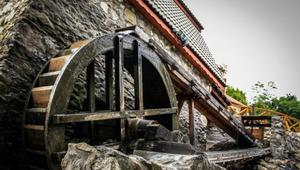 Templom lett egy magyar vízimalomból
