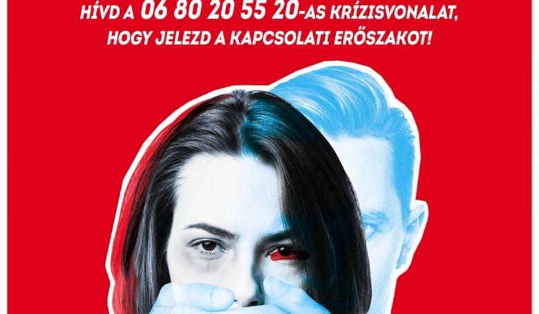 A kapcsolati erőszak megelőzéséért kampányt indít az Országos Rendőr-főkapitányság