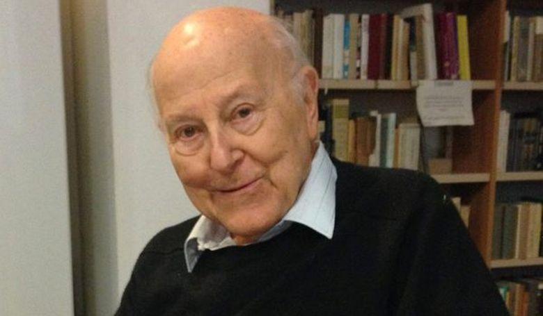 Megjelent a 96 éves Nemeshegyi Péter új könyve