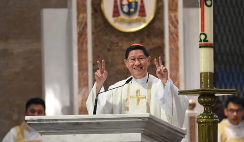 Tagle bíboros lehet Ferenc pápa művének kiteljesítője?