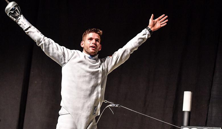 Ezért nyert Siklósi György a párbajtőr versenyen
