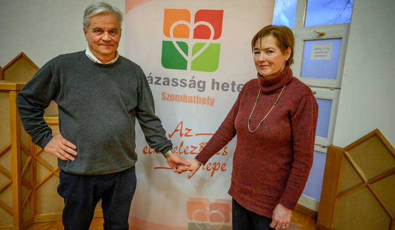 Házasság hete zárása Csókay Andrással és Altay Daniellával