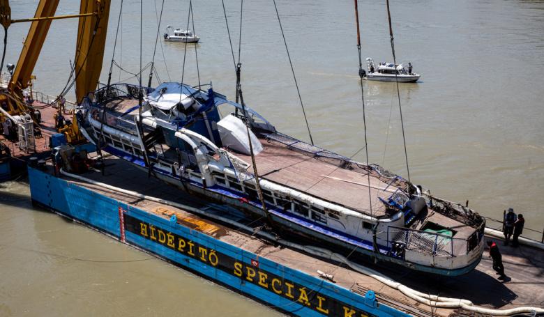 Másik hajó felelősségét is vizsgálják a dunai hajóbaleset kapcsán