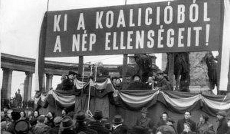 Szerencsen emlékeztek Kovács Béla elhurcolására
