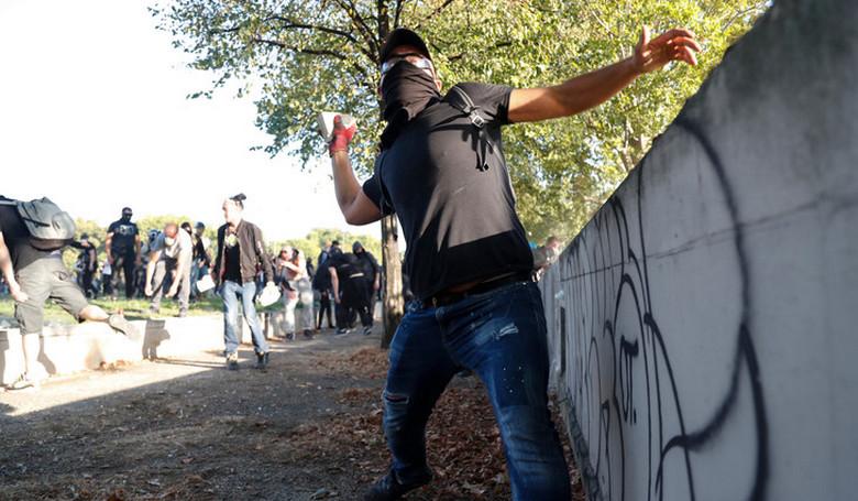 Klímatüntetés volt Párizsban, és megint erőszak született