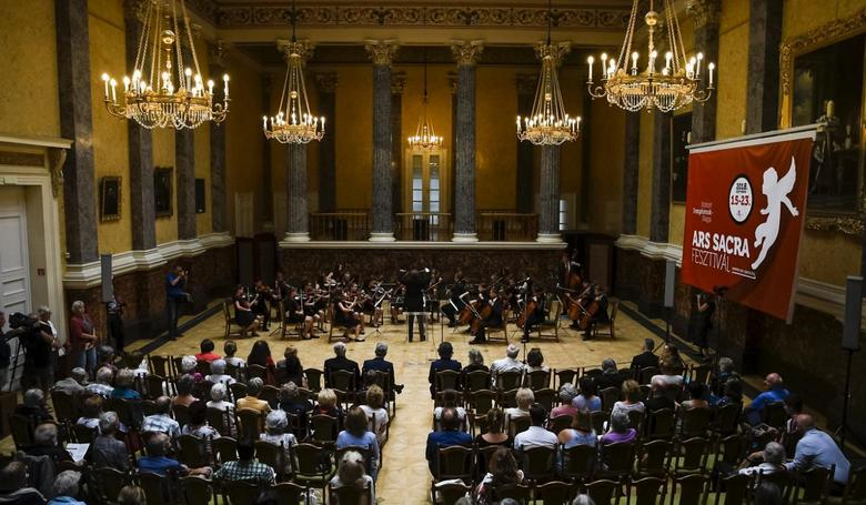 Ars sacra fesztivál: Szeptember 14-22.