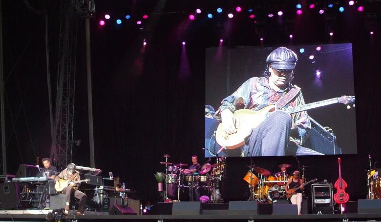 Kilenc év után jövőre visszatér Magyarországra Carlos Santana