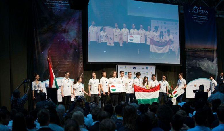 Sikeresen szerepeltek fiataljaink a csillagászati diákolimpián is