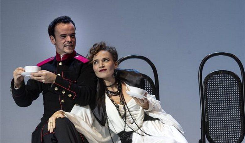Anna Karenina a Pesti Színházban