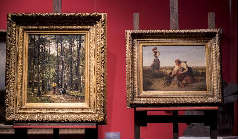 Munkácsy-festményekkel gazdagodott a pécsi Zsolnay Negyed