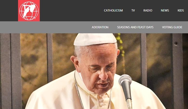Valóban meg akarná buktatni a pápát a világ egyik legnagyobb katolikus médiahálózata?