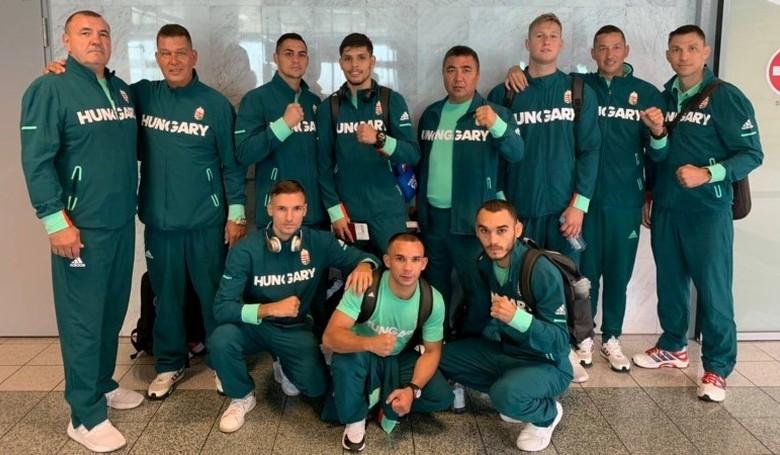 Holnap bokszol először magyar versenyző az ökölvívó vb-n