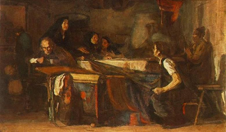 150 éve született Tornyai János festőművész