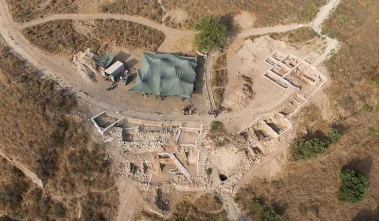 Bibliai város templomára bukkantak régészek Izraelben