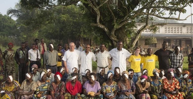 Hardi Richárd Magyarországon beszél afrikai munkájáról