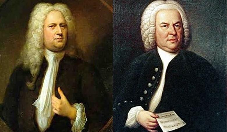A Bach és Händel rendelt ideje