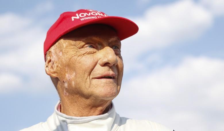 Elhunyt Niki Lauda osztrák F1 pilóta