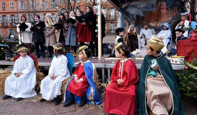 Megakadályozták a betlehemezést Toulouse-ban