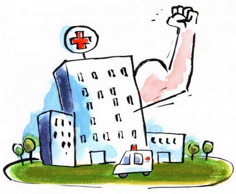 Szabadulószoba a kórházban