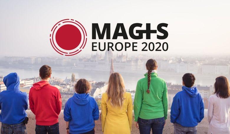 Magis Europe 2020 - már lehet regisztrálni!