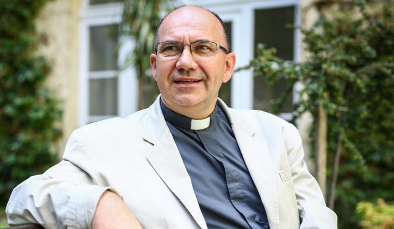 Ma szentelték püspökké Marton Zsoltot Vácon