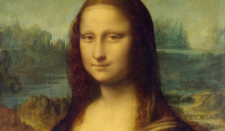 Üvegcsere történt a Mona Lisa képen