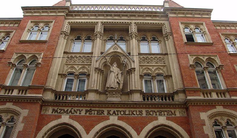 Kuminetz Géza a Pázmány Péter Katolikus Egyetem új rektora