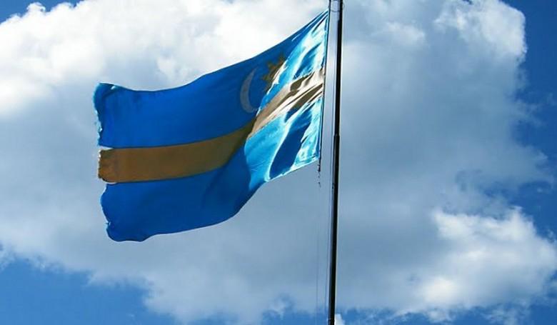 Loboghat a székely zászló