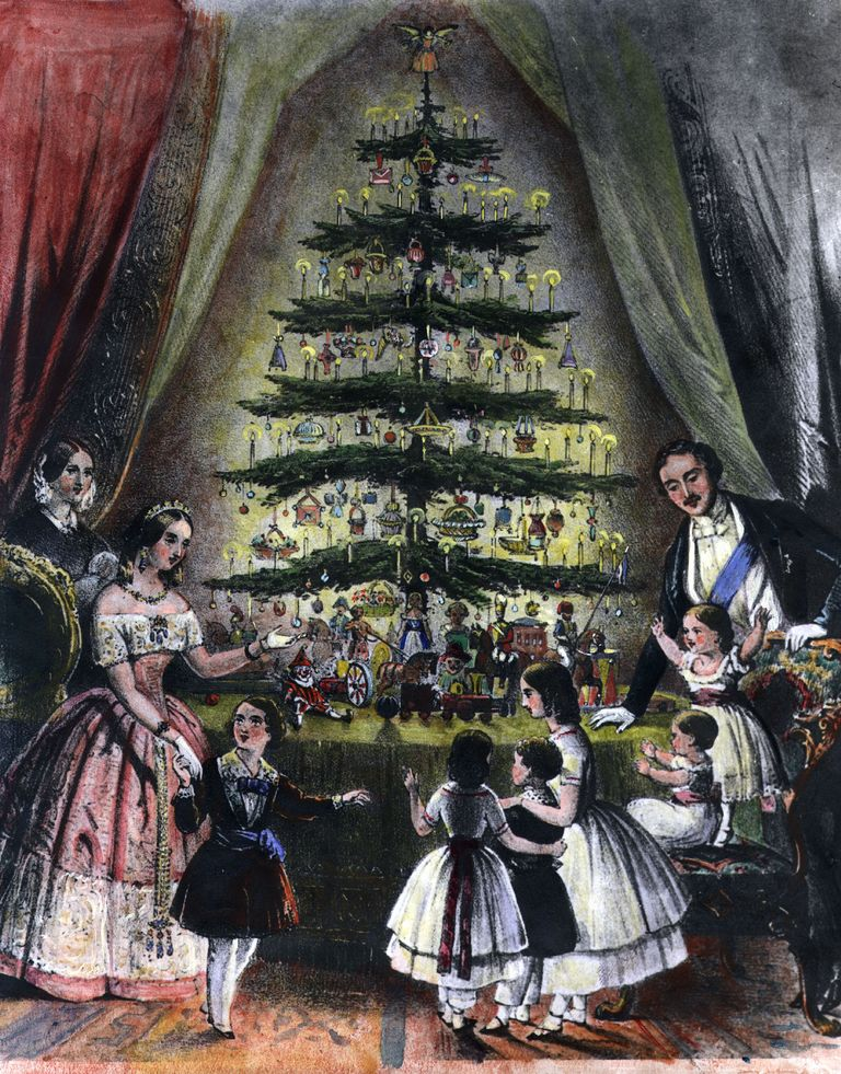 the-royal-christmas-tree-is-admired-by-queen-victoria-news-photo-3292335-1545162518.jpg