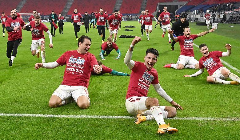 Magyar labdarúgásról óvatos bizakodással