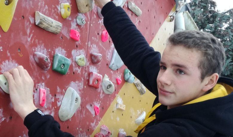 Magyar sportmászó nyerte az ifjúsági Európa-bajnokságot
