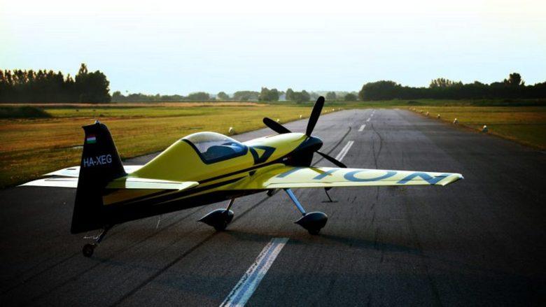 Új, magyar fejlesztésű műrepülőgép