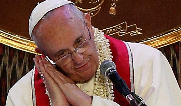Mi a közös Ferenc pápában, Kis Szent Terézben és benned?
