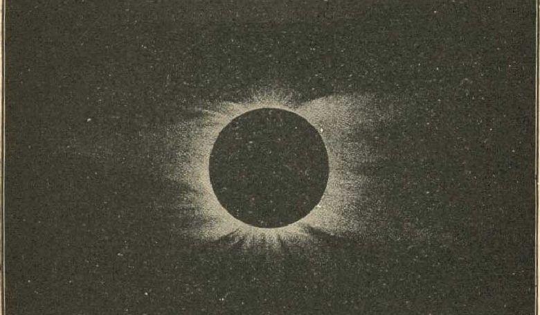 Nézze meg a világ elsőként felvett napfogyatkozását!
