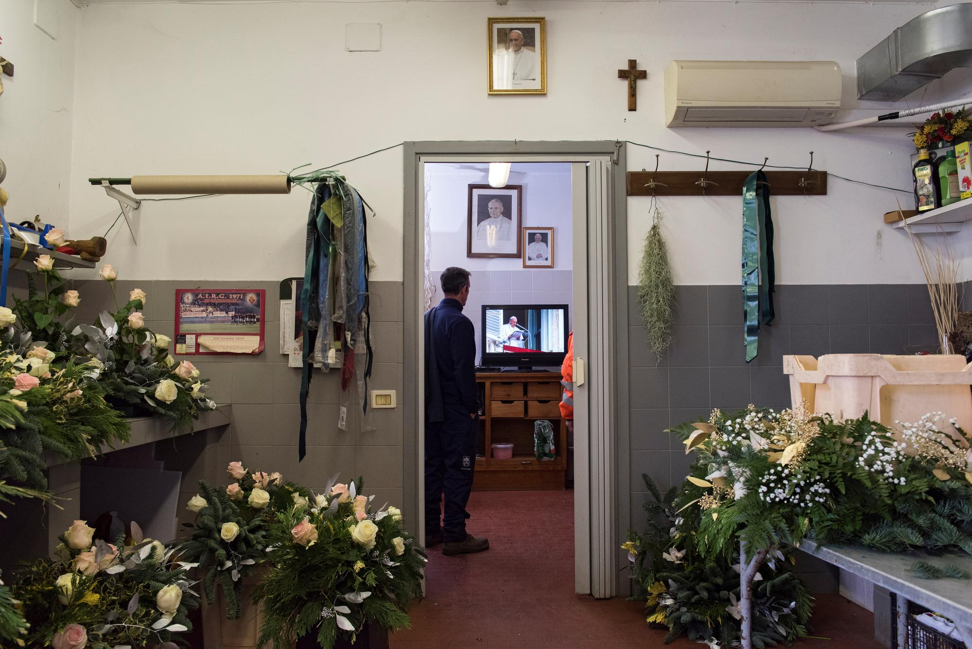 Vatikán a színfalak mögött (II. rész)