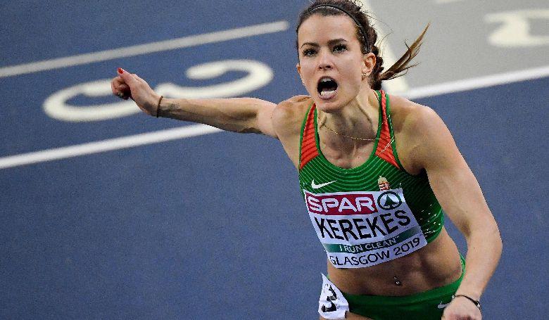 Kerekes Gréta bronzérmes 100 gáton, a magyar atléták másodikak csoportjukban