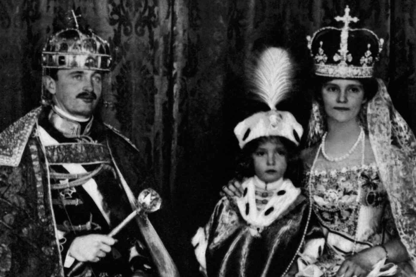 Boldog IV. Károly, a példás családapa, a béke harcosa