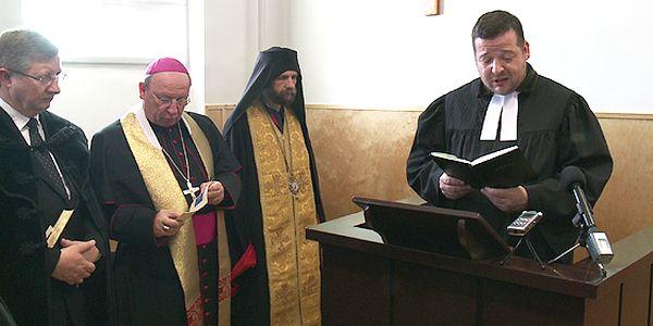 Börtönben járt három magyar püspök