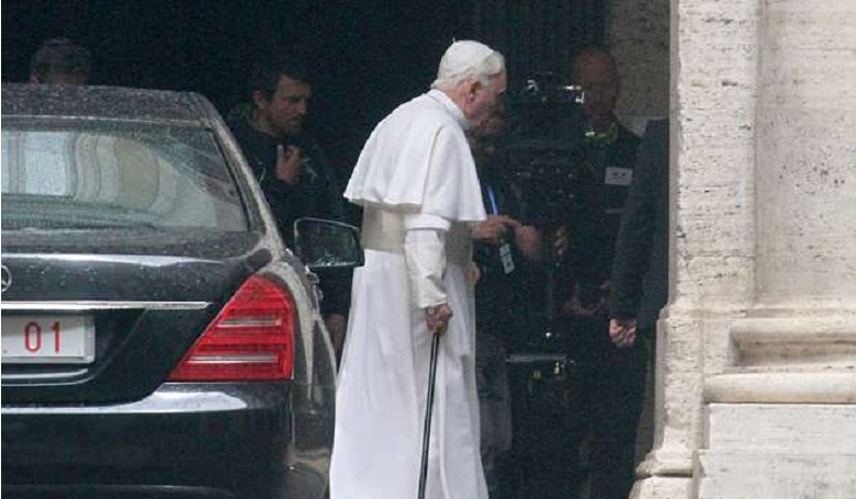Felismered, hogy ki bújt XVI. Benedek pápa bőrébe?
