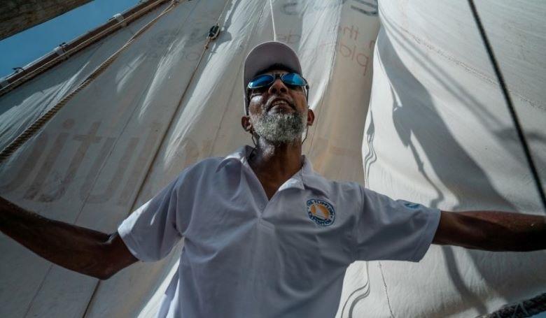 Újrahasznosított műanyagból építettek vitorlás hajót