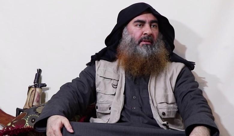 Videó: Él, és ismét harcra szólít Al-Baghdadi