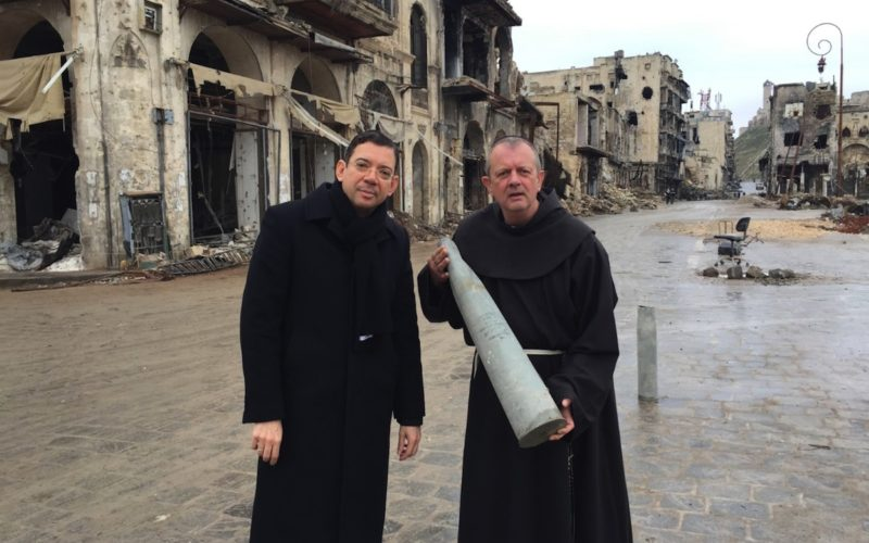Aleppó: bombázásokból vissza a hétköznapokba