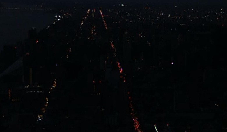 """Az 1977-es """"Blackout"""" évfordulóján sötétbe borult Manhattan egy része"""